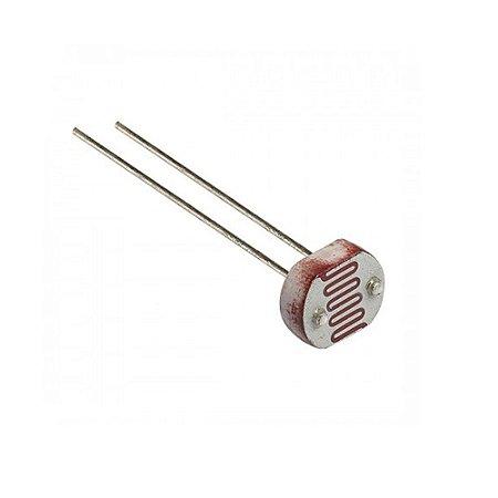 LDR - Sensor De Luz 5mm