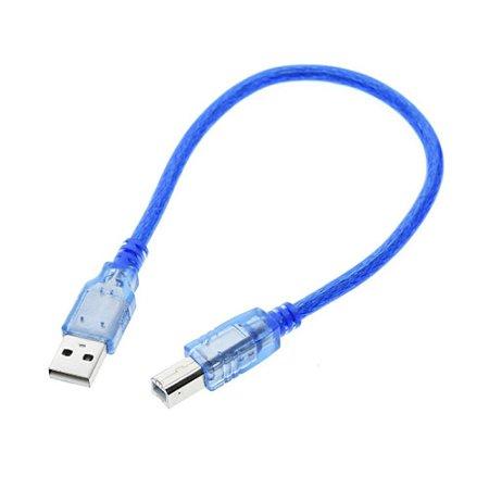 Cabo USB para Arduino Uno, Uno SMD, Mega