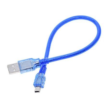 Cabo USB Mini para Arduino Nano