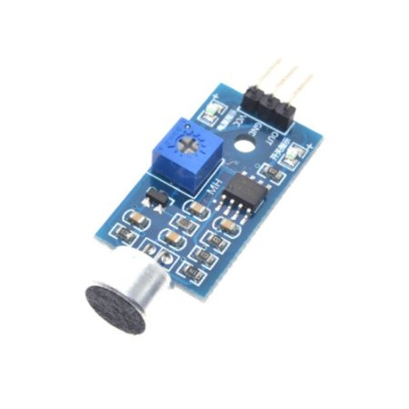 Sensor de Som e Ruídos para Arduino