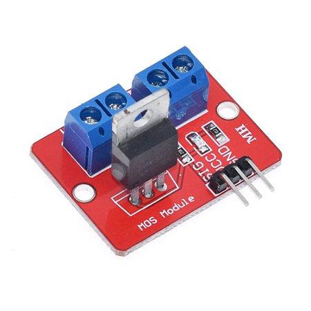 Módulo MOSFET IRF520N