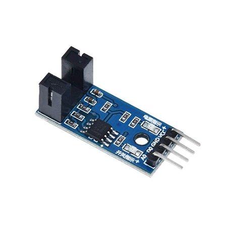 Sensor de Velocidade/Contagem Chave Óptica Encoder 5mm