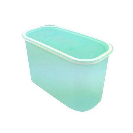 Tupperware Baseline Oval 800ml Verde Mint