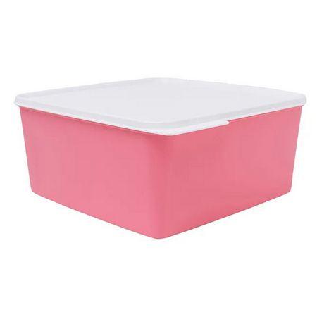 Tupperware Basic Line 5 litros Rosa