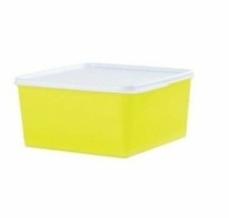 Tupperware Basic Line 500ml Amarelo Neon