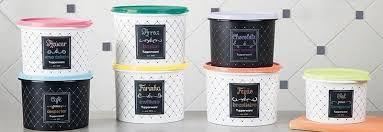 Tupperware Caixa Bistrô Kit 7 peças