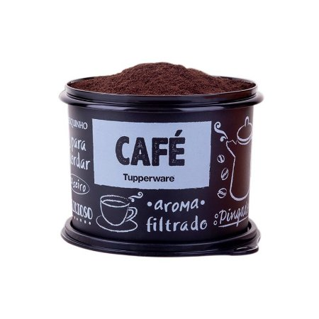 Tupperware Caixa Café PB Fun 700g