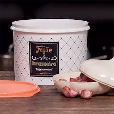 Tupperware Caixa Feijão Bistrô 2 kg