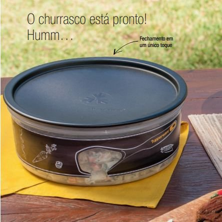 Tupperware Delicatesse Churrasco 1,75 litro