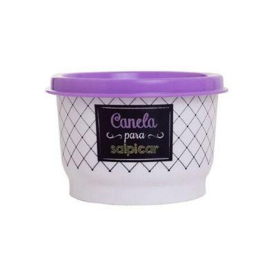 Tupperware Potinho Tempero Bistrô Canela 140 ml