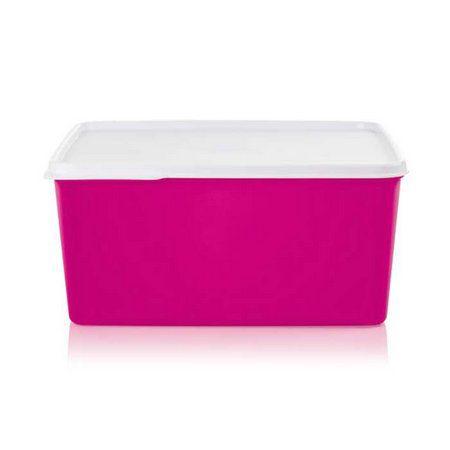 Tupperware Basic Line Rosa Neon 5 litros
