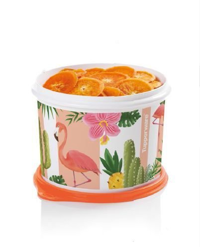 Tupperware Tupper Caixa Flamingo 1,7 Litro
