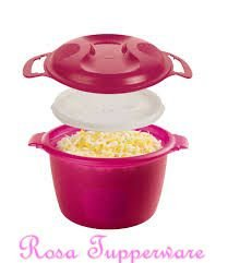 Tupperware Panela Micro Arroz