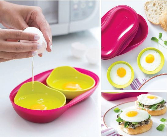 Tupperware Instant Egg