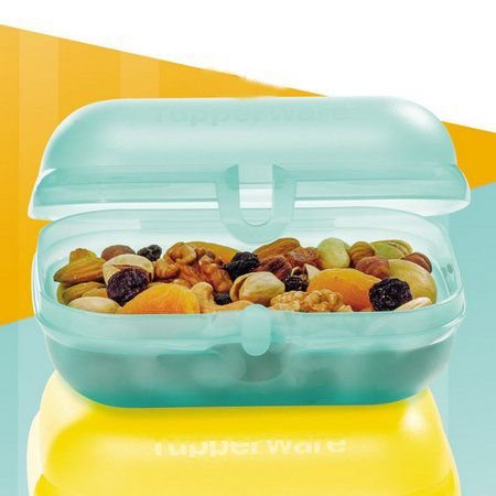 Tupperware Tupper Snack Médio Mint