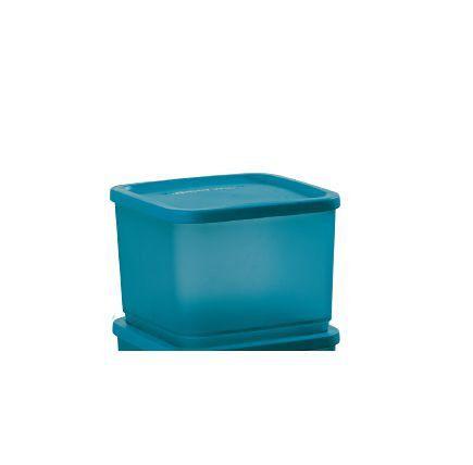 Tupperware Refri Line Quadrado Turmalina Paraíba 1 Litro
