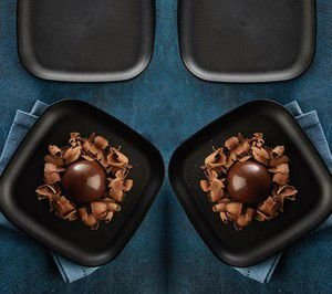 Tupperware Kit 4 Pratos #Post-me Preto
