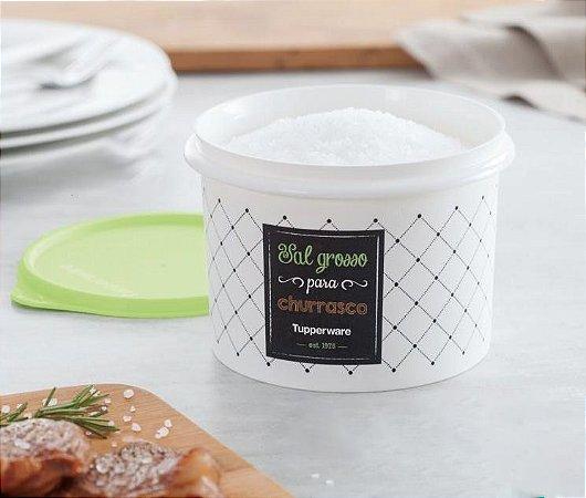 Tupperware Pote Sal Grosso Bistrô 1 kg