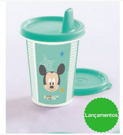 Tupperware Copinho Baby Disney Mickey 200ml
