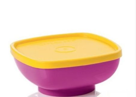 Tupperware Tigelinha Infantil Rosa 300ml