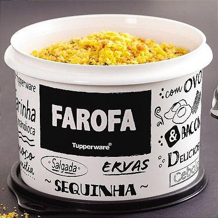 Tupperware PB Farofa 1 Kg