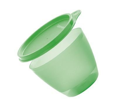 Tupperware Tupper Caçulinha 400ml Verde