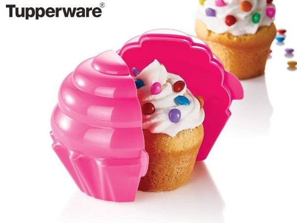 Tupperware Tupper CupCake