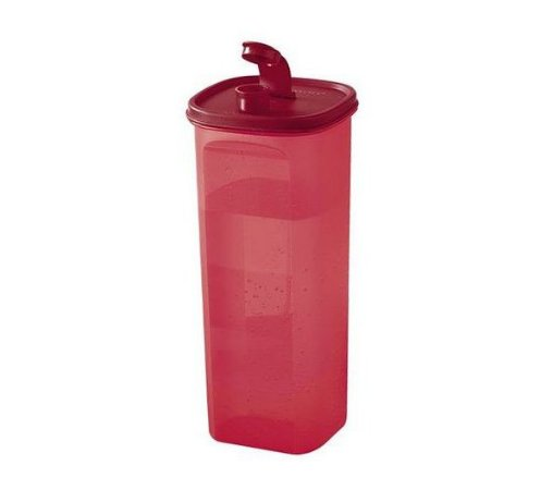 Tupperware Guarda Suco Slim 2 Litros Marsala