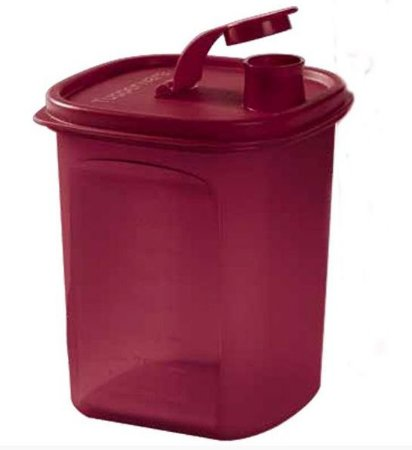 Tupperware Tupper Slim 1 Litro Marsala