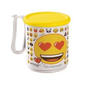Tupperware Caneca Jumbo Emoji Apaixonado 550 ml