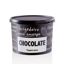 Tupperware Tupper Caixa Chocolate PB 1,3Kg