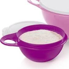 Tupperware Extra Mini Criativa Roxa 600 ml