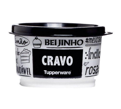 Tupperware Potinho PB Cravo 140ml