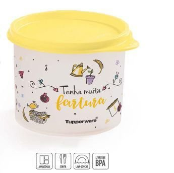 Tupperware Tupper Redondinha Fartura 500 ml