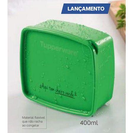 Tupperware Conjunto 2 Jeitosinho Cheiro Verde 400 ml