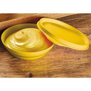 Tupperware Tupper Pragelinha Amarela 150 ml