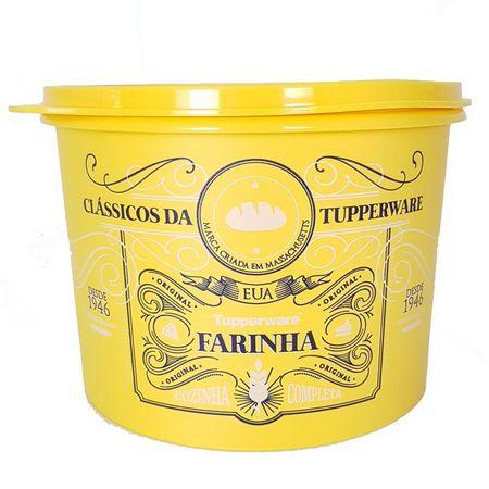 Tupperware Caixa Farinha Clássicos 2,4 Litros