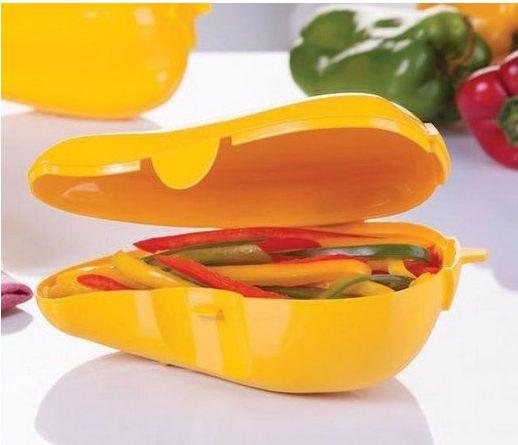 Tupperware Tupper Pimentão Amarelo