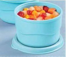 Tupperware Potinho Azul 110  ml
