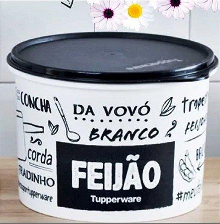 Tupperware Pote Feijão 1,5kg PB FUN