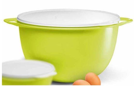 Tupperware Jumbo Criativa 14 Litros Verde