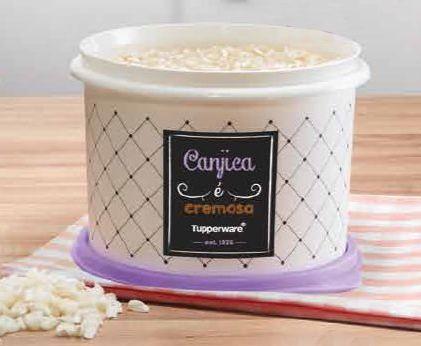 Tupperware Pote Canjica Bistrô 800 g