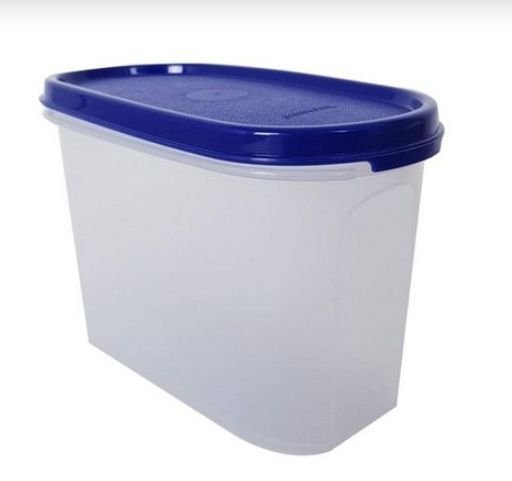 Tupperware Modular Oval 1,1 Litros - 2