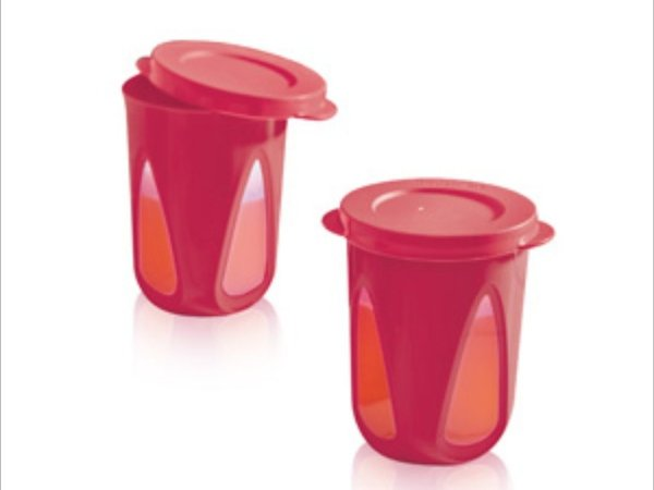 Tupperware Conjunto com 6 Copos Outdoor 330 ml