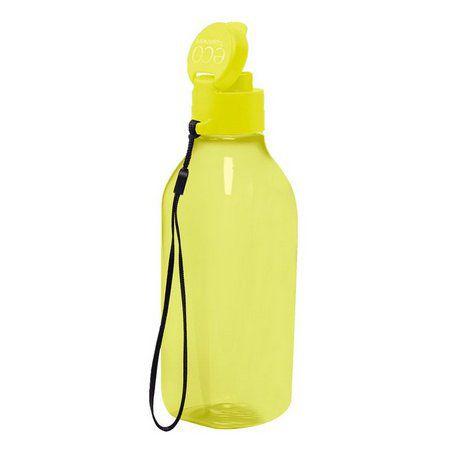 Tupperware Eco Tupper Quadrada Plus 500 ml Amarelo