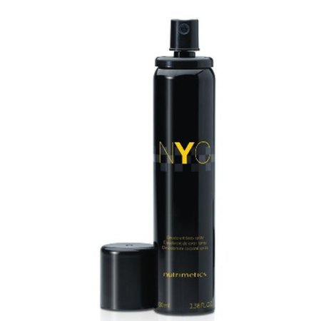 Nutrimetics NYC Desodorante Corporal Spray Masculino 100ml