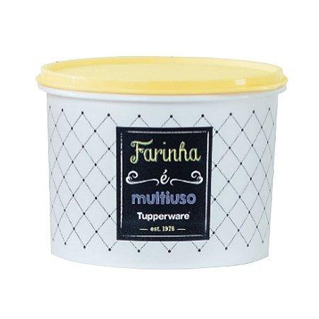 Tupperware  Caixa Farinha Bistrô 2,4 Litros