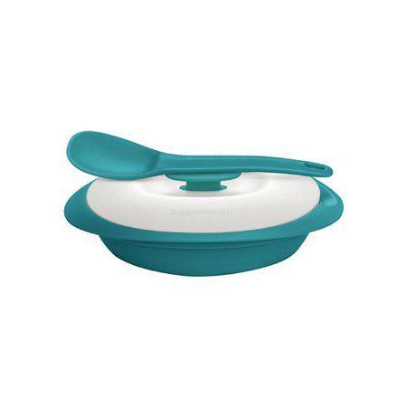 Tupperware Travessa Mágica Azul 1,1 Litro (Acompanha Colher)