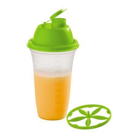 Tupperware Quick Shake II 500 ml Verde
