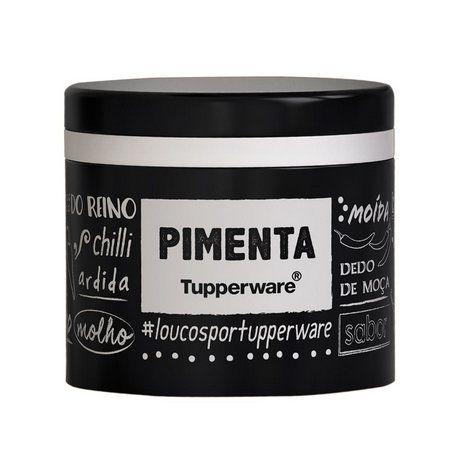 Tupperware Porta Tempero Mesa PB Pimenteiro